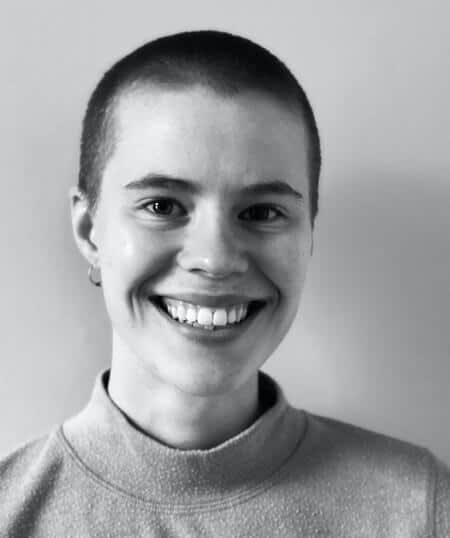Anna Hyde - receptionist at Morningside Chiropractic Edinburgh