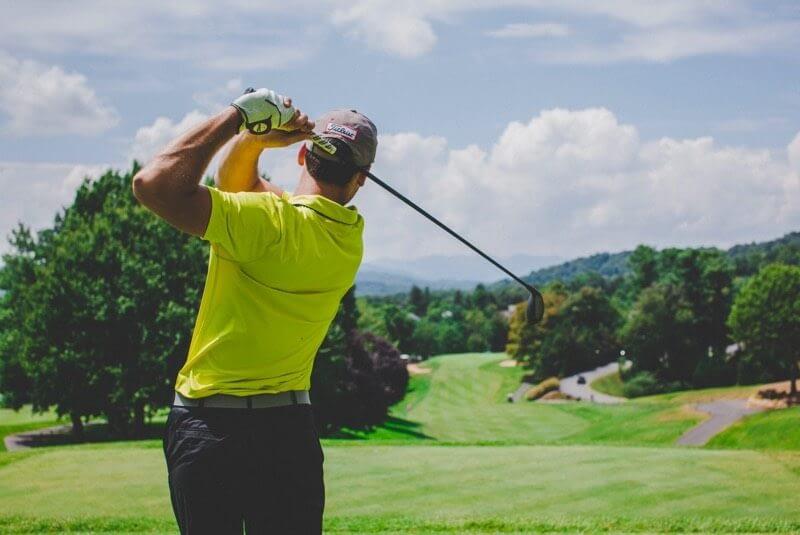 Golf injuries - Morningside Chiropractic Edinburgh