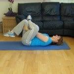 Gluteals Stretch