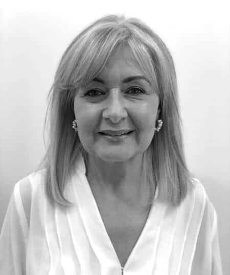 Linda Johnstone - receptionist at Morningside Chiropractic Edinburgh
